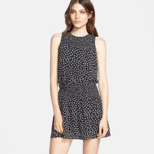 Joie | Kieran Floral Blouson Silk Dress~XXS